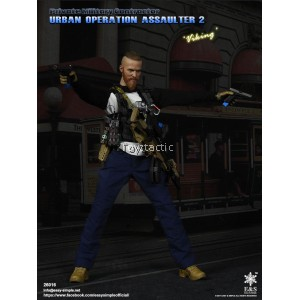 Easy & Simple 26016 PMC Urban Operation Assaulter 2 Viking