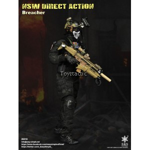 Easy & Simple 26018 NSW Direct Action Breacher