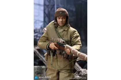 DID  R80139  1/6 WWII Russian Sniper-Vasily ZAYTSEV