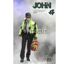 Toys Engine 1/6 HK St John Ambulance Member Figure 'John'