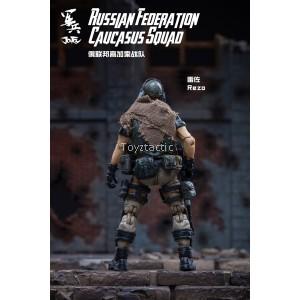 JOYTOY 1/18 Russian Federation Caucasian Team