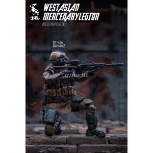 JOYTOY 1/18 Army of Mercenary Soldiers in West Asia