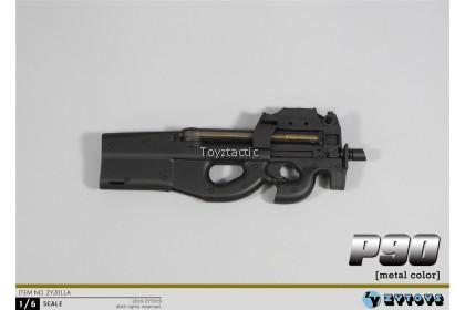ZY TOYS ZY2011 1/6 P90 PDW (Black)