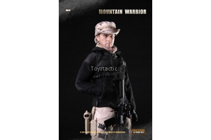 Mini Times Toys MT-M019A 1/6 Mountain Warrior 12 (Without Harness)