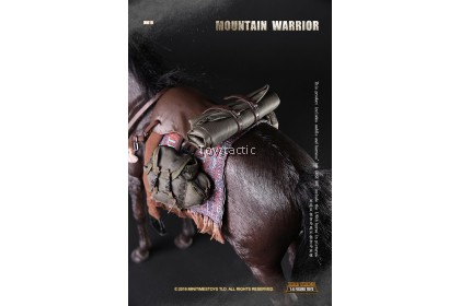 Mini Times Toys MT-M019B 1/6 Mountain Warrior 12 (With Full Harness)