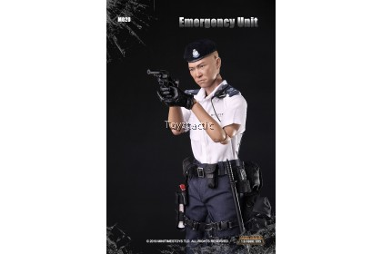 Mini Times Toys M020 1/6 HK Police Emergency Unit