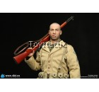 DID A80140 - 1/6 WWII US 2nd Ranger Battalion Series 1 - Private Caparzo