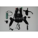 Mini Times MT-M013B 1/6 US Navy Seals Special Forces SIX HALO - HALO Jump/Dive Gears