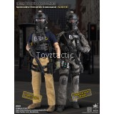 COMBO DEAL - Easy & Simple British 1/6  Specialist Firearms Command SCO19 - Casual & Tactical Edition Combo Set