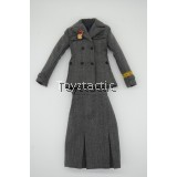 DID D80103 1/6 WWII German Nachrichtenhelferinnen Des Heeres - Sophie - Female German Uniform - Top & Skirt