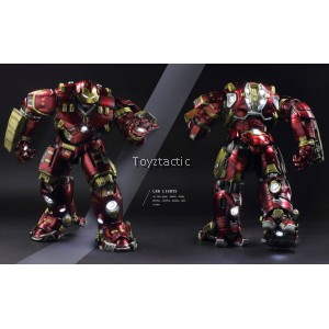 COMICAVE 1/12 Scale Iron Man MK7 with Hulkbuster Combo Set