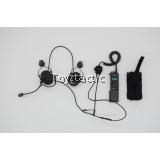 DID MA1006 1/6 LAPD SWAT 2.0 'DENVER' - Two-way Radio with Headset