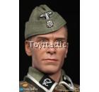 DID D80143 1/6 WW2 20th Waffen Grenadier Division of the SS (1st Estonian) Radio Operator - Matthias