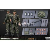 DAMTOYS PES009 1/12 Pocket Elite Series - Marine Force Recon in Vietnam  - LOOSE ITEMS