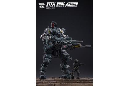 JOYTOY 51921011  Steel Bone Armour (Grey)