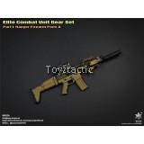 Easy & Simple 06022 1/6 Elite Combat Weapon Set - SCAR