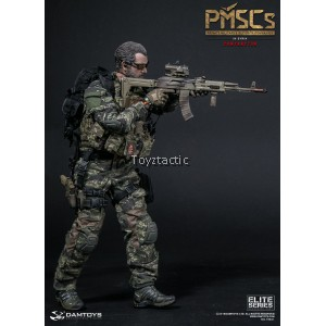 DAMTOYS 78041 1/6 PMSCs Private Military & Security Companies Contractor in Syria