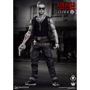 DAMTOYS GK017S 1/6 Gangster Kingdom Van Ness - Grey, Special Edition