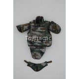DAMTOYS 78062 - Chinese Peacekeeper PLA in UN Peacekeeping Operations - Ballistic Body Armor