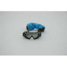 DAMTOYS 78062 - Chinese Peacekeeper PLA in UN Peacekeeping Operations - Combat Goggles with Blue Cover