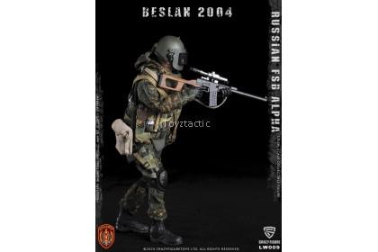 Crazy Figure LW009 1/12 1/12 Russian Alpha Special Forces Sniper