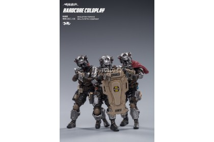 JOYTOY 1/18SKELETON FORCES HELL'S FIFTH COMPANY