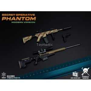 General's Armoury GA1003 1/6 Special Operative Phantom