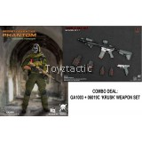 COMBO DEAL - General's Armoury GA1003 + Easy & Simple 06019C 'Krusk' Weapon Set