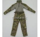 Easy & Simple 26037 1/6 SMU Tier 1 Operator Part IX Ranger Regimental Reconnaissance Company - G2 Multicam Combat Shirt & Pants Set
