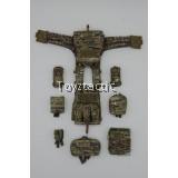Easy & Simple 26037 1/6 SMU Tier 1 Operator Part IX Ranger Regimental Reconnaissance Company - Multicam Adaptable Vest System (AVS) Set