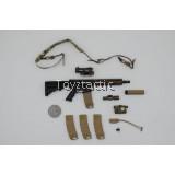Easy & Simple 26037 1/6 SMU Tier 1 Operator Part IX Ranger Regimental Reconnaissance Company - MK18mod1 5.56mm Assault Rifle Set
