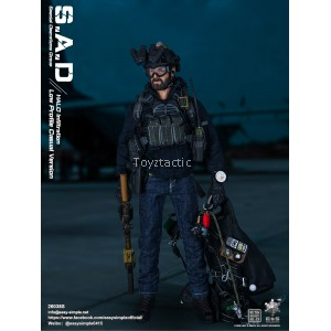 Easy & Simple 26038S 1/6 S.A.D Special Operation Group Casual Version HALO Infiltration