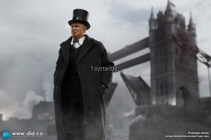 DID XK80002 1/12 Palm Hero Prime Minister of United Kingdom - Winston Churchill