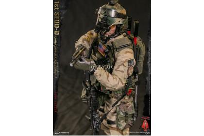 DAMTOYS 78077 1/6 1st SFOD-D  Combat Applications Group TEAM LEADER