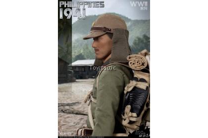 IQO 91003 1/6 WWII 1941 Battle of Philippines91003