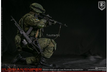 DAMTOYS 78078 1/6 Armed Forces of the Russian Federation - RUSSIAN SNIPER ELITE EDITION