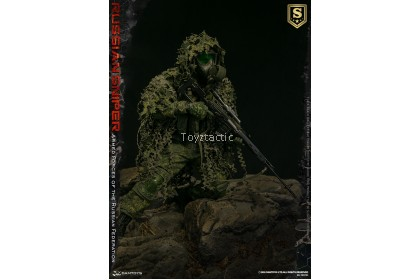 DAMTOYS 78078S 1/6 Armed Forces of the Russian Federation - RUSSIAN SNIPER  SPECIAL EDITION