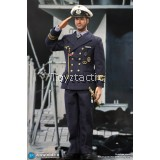 DID D80148 1/6 WWII German U-Boat Commander - Lehmann
