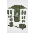 DAMTOYS 78070 1/6 RUSSIAN NAVAL INFANTRY - 6B45 MOLLE Armor Vest