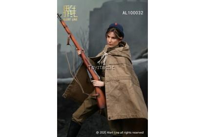 ALERT LINE AL100032 1/6 WWII Soviet Medical Soldier