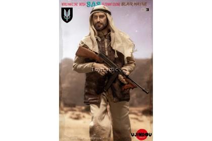 UJINDOU UD9003 1/6 WWII 1942 BRITISH SAS LIEUTENANT COLONEL BLAIR MAYNE