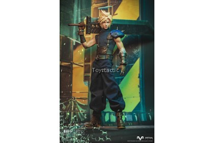 VTS TOYS VM-033DX1/6 FORMER 1st CLASS SOLDIER - Collector's Edition