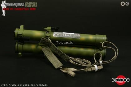 UJINDOU UD9004 1/6 RUSSIAN SPETSNAZ GRU WAR OF DAGESTAN 1999