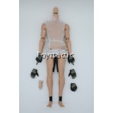 DAMTOYS 78074 1/6 1st SFOD-D Combats Application Group Gunner -DAM Action 3.0 Body with Gloves