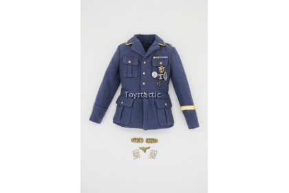 3R GM644 1/6 WWII General Der Fallschirmtruppe - Kurt Arthur Benno Student - German Luftwaffe General Uniform 1
