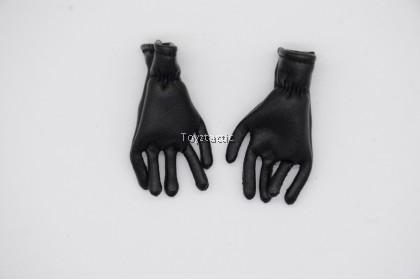 3R GM644 1/6 WWII General Der Fallschirmtruppe - Kurt Arthur Benno Student - Black Gloves