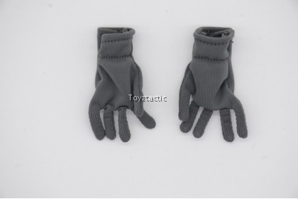 3R GM644 1/6 WWII General Der Fallschirmtruppe - Kurt Arthur Benno Student - Gray Gloves