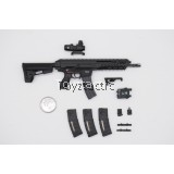 General's Armoury GA1002U 1/6 Secret Operative Bravo 6 Urban version - HK433 Rifle Set