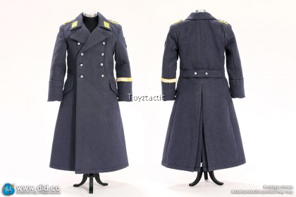 DID D80147 1/6 WWIl German Luftwaffe Captain - Willi