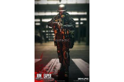 (PREORDER) EKUAZ STUDIO EKS05 1/6 Grim Reaper - Company Security Service Operator